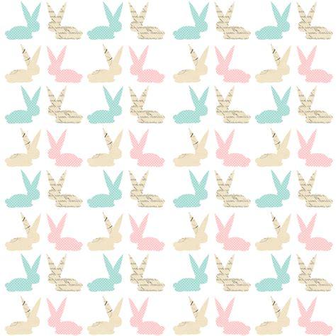 How To Make Digital Scrapbook Paper - free digital bunny scrapbooking paper ausdruckbares