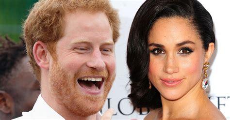 megan prince harry prince harry treated rumoured girlfriend meghan markle to