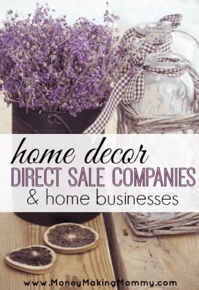 direct sales home decor home decor home business opportunities