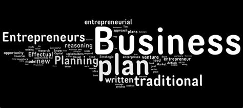 Do Entrepreneurs Need Mba by Do Entrepreneurs Need A Business Plan To Be Successful