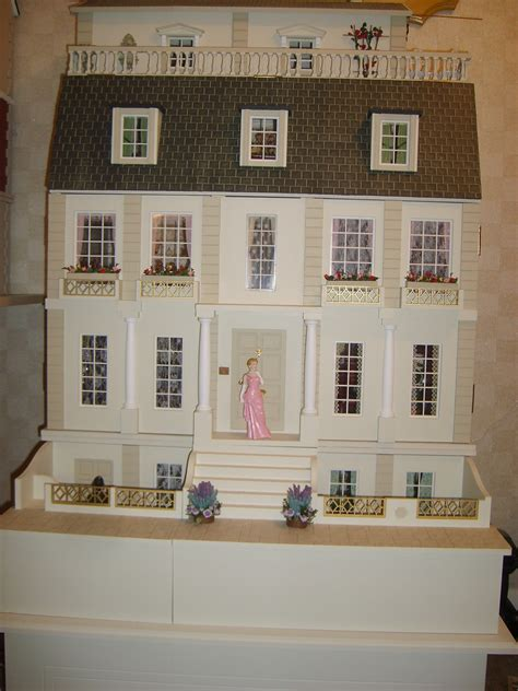 author of a dolls house dolls house gallery