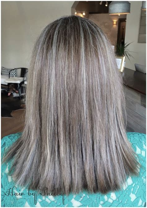 photos of transition to grey hair the 25 best gray hair transition ideas on pinterest