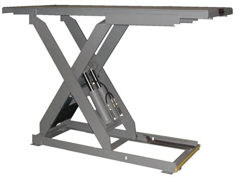 hydraulic lift tables 25 000 lb capacity 96 platform