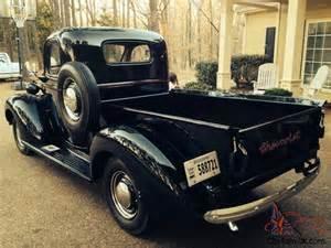 1939 Chevrolet Truck 1939 Chevy Truck Restored Original