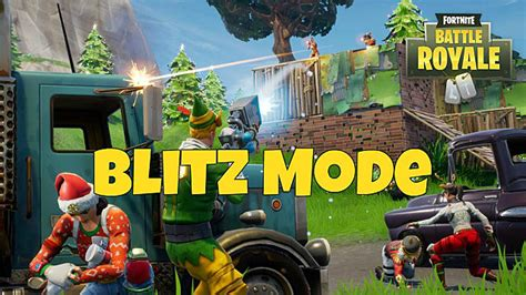 fortnite new mode what is fortnite blitz mode fortnite