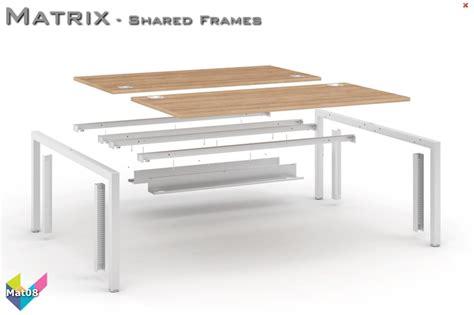 bench desking matrix bench desking bench desking