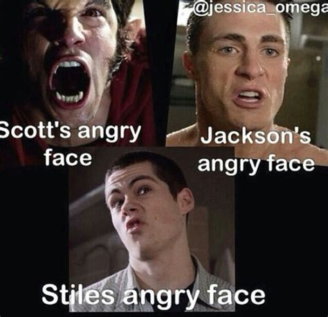 Teen Wolf Meme - 15 hilarious memes and jokes only teen wolf fans will