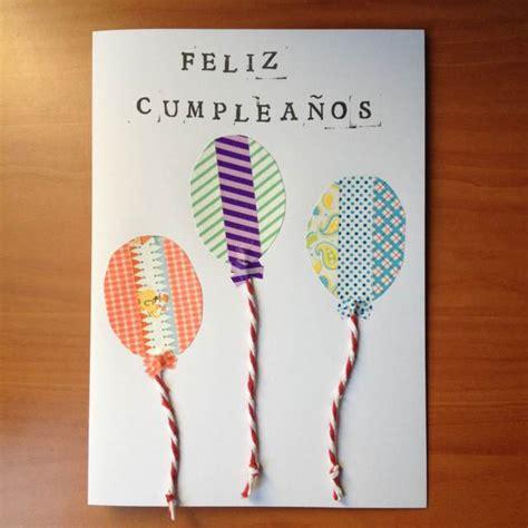 imagenes originales para cumpleaños tarjetas de cumplea 241 os originales y 250 nicas