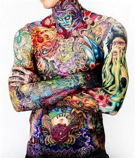 tattoo body color 17 best images about crazy color work on pinterest