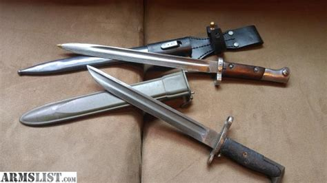 bayonets sale armslist for sale trade bayonets for sale