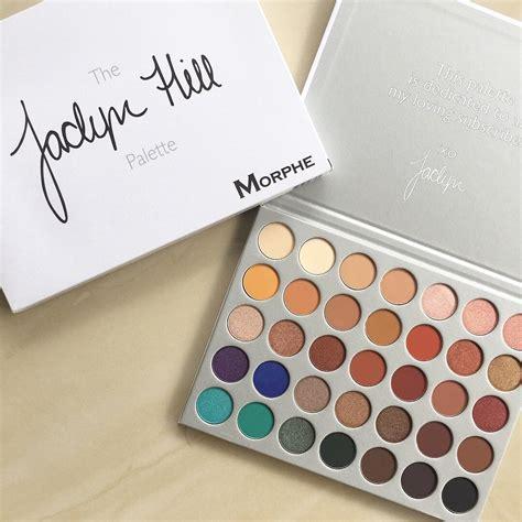 Morphe X Hill Palette morphe x hill eyeshadow palette makeup shakeup