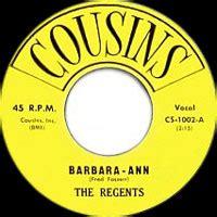 barbara cosgrove foo ls regents