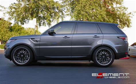 land rover range rover sport matte black land rover wheels and range rover wheels and tires land