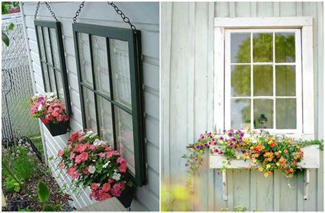 imagenes de jardines en ventanas 10 ideas para decorar la valla de tu jard 237 n