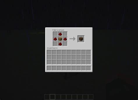 minecraft redstone l recipe related keywords