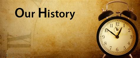 histroy of history