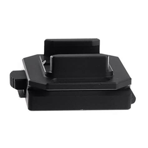 Murah Helmet Mount For Xiaomi Yi And Gopro Untuk Ikat Di aluminum helmet mount base for xiaomi yi and gopro 2