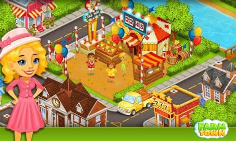 farm town apk farm town happy city day story apk for windows phone android and apps