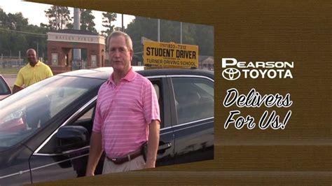 Pearson Toyota Newport News Va Pearson Toyota Quot Jerry Turner Driving School Quot York County
