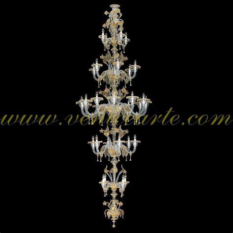 lustres de murano magnifico lustre en verre de murano