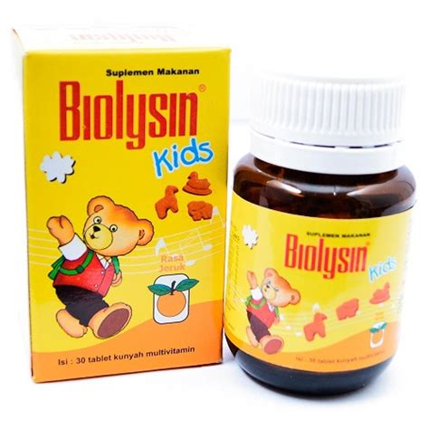 Bronkris Tablet Isi 10 jual biolysin rasa jeruk isi 30 tablet prosehat
