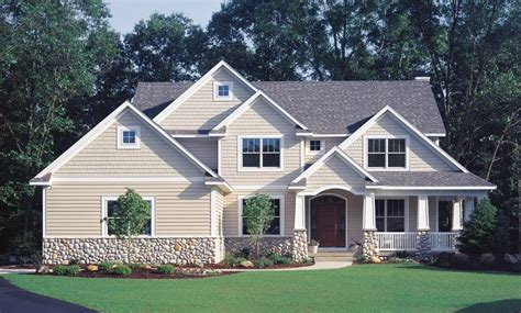 Home Decor Earth Tones Craftsman Siding Ideas Exterior Rustic With Shingle Siding