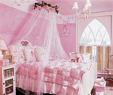 Girls Bedroom Ideas Pictures gestalten sie rosa kinderzimmer f 252 r kleine prinzessin