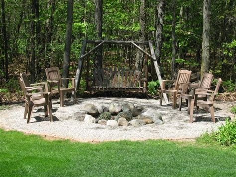 Backyard Pit by Best 25 Firepit Design Ideas On Firepit Ideas