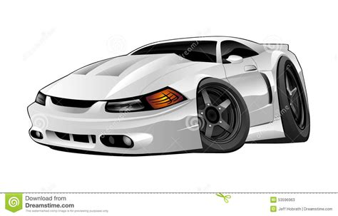 images of modern cars modern american car stock illustration image