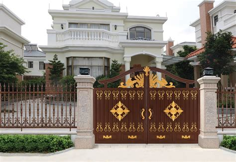 Home Furniture Design In India 2016 All Kinds Of Luxury Aluminum Alloy Casting Gate
