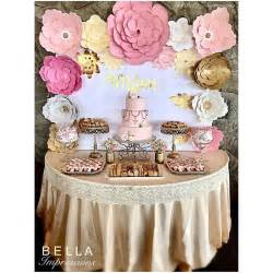 pink paper decorations 25 best ideas about baptism table decorations on