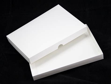 Boxes For Handmade Cards - a6 white greeting card boxes for handmade cards sc4