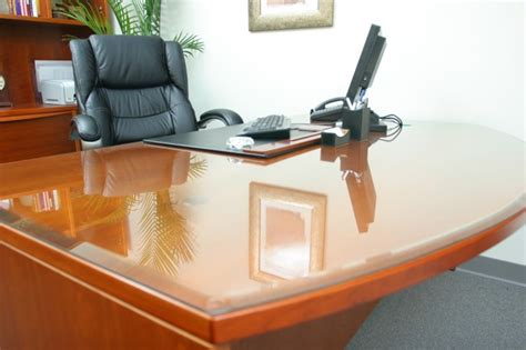 protective glass top for desk 5 tips for glass table tops an solution for