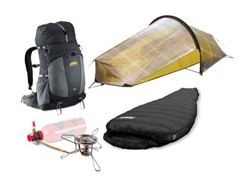 backpacking light gear lightweight backpacking equipment ultralight hiking