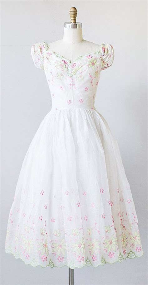 White Vintage Dress 10 best ideas about 1940s dresses on 1940 s