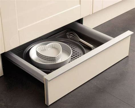 Plinth Drawer by Clever Kitchen Storage Solutions