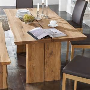 massivholz tisch massivholztisch aus wildeiche sympatia wohnen de