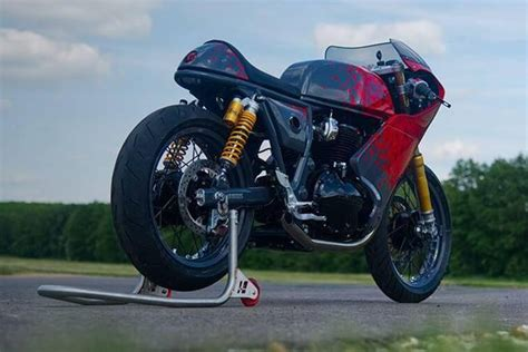 super stunning modified royal enfield motorcycles