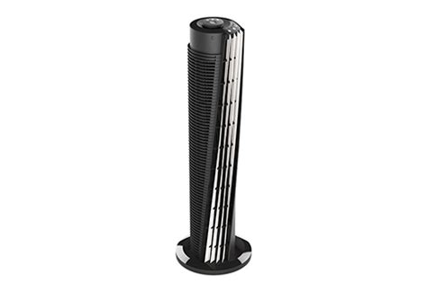 sharper image tower fan compact whole room circulating tower fan sharper image