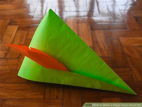 How To Make A Robin Hat Out Of Paper - how to make a robin hat out of paper hats ideas