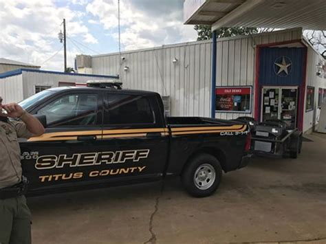 Mount Pleasant Warrant Search One Jailed After Titus County Raid Easttexasradio