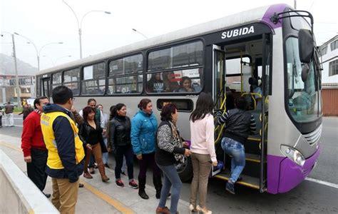 iva transporte publico 2016 transporte p 250 blico noticias de transporte p 250 blico