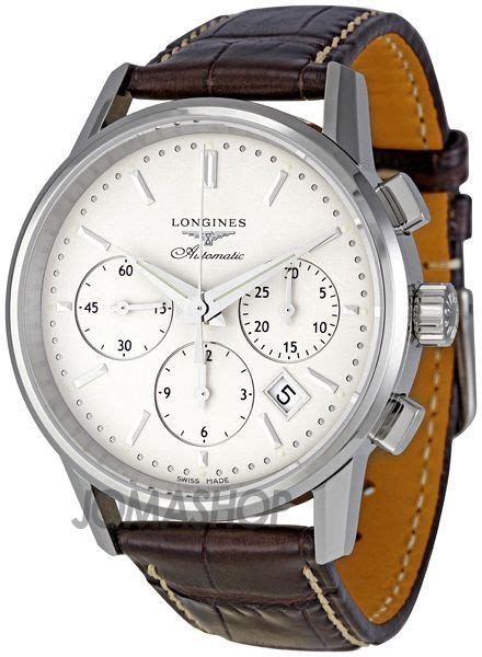 Longines Leather Silver Matic by 59 Best S Watches With Leather Bands Images On