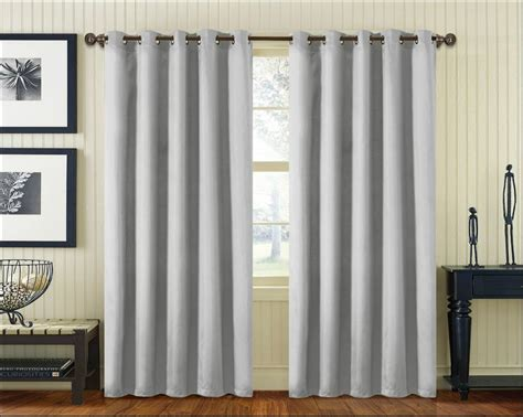 Lined Bedroom Curtains Ready Made Pair Faux Silk Curtain Ring Top Eyelet Fully Lined Soft Ready Made Bedroom Ebay
