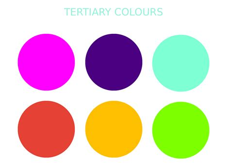 how many secondary colors are there back to basics the colour wheel threadbear
