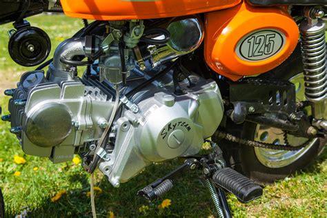 Mini Motorrad Gorilla by Gebrauchte Und Neue Skyteam Gorilla 125 Motorr 228 Der Kaufen