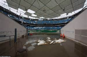 Pontiac Silverdome Sold by Eerie Photos Of Michigan S Abandoned Silverdome Reveal