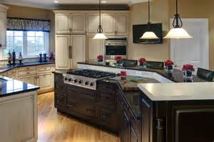 Kitchen With Stove In Island Bolster Pillows For Daybeds Living Room Eclectic With Carved Wood Bed Clear Beeyoutifullife