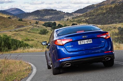 Kia Australia Kia Australia Targets Top 10 As Waiting Times Normalise