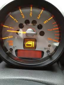 Warning Lights On Mini Cooper 2007 Warning Light Not In Manual American Motoring